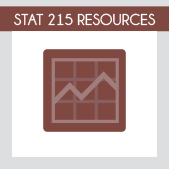 Stat 215 Resources